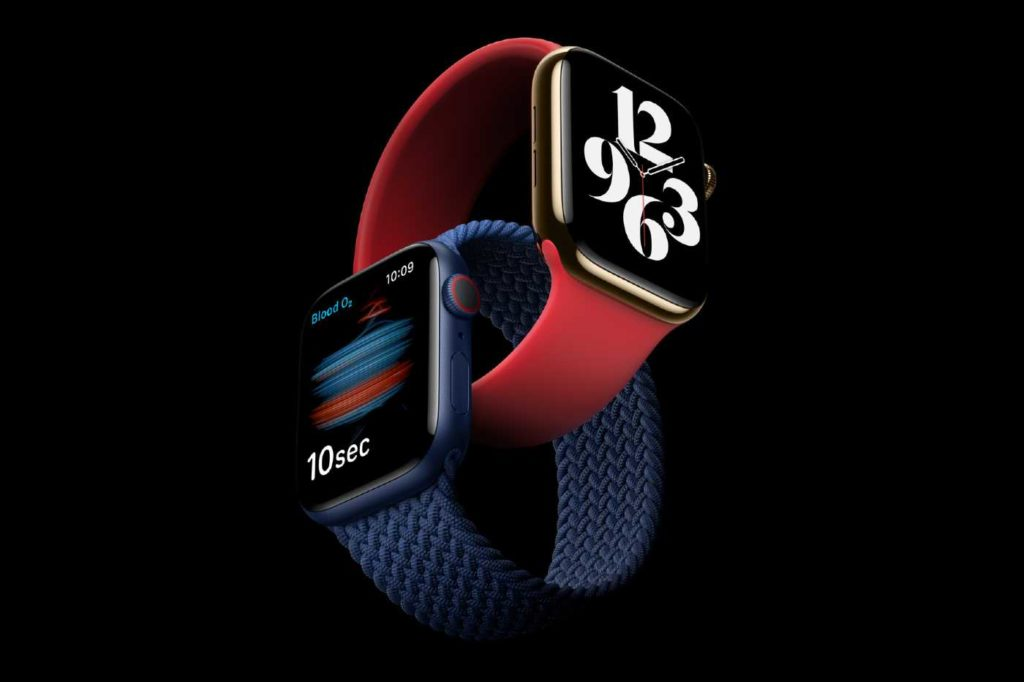 The Apple watch is on the way to measure stress