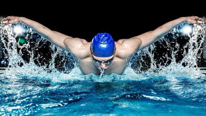 swimmer watch