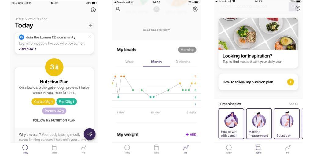 Lumen app