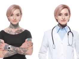 medical tattoo vs RFID chip