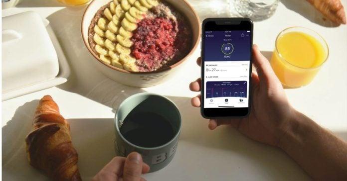 Fitbit Sleep Score main