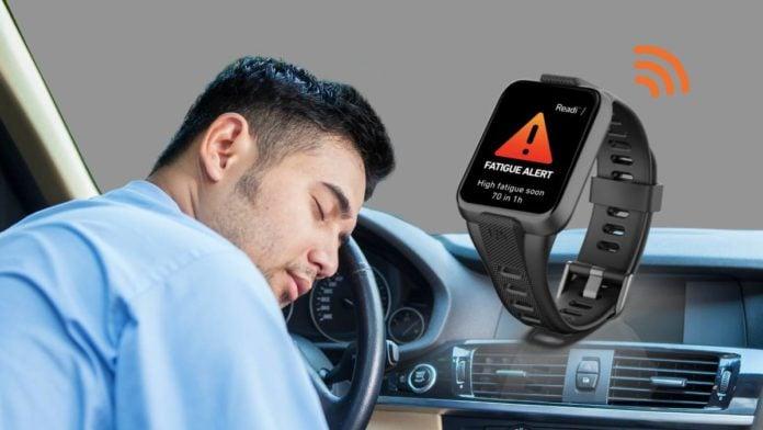 fatigue smartwatch