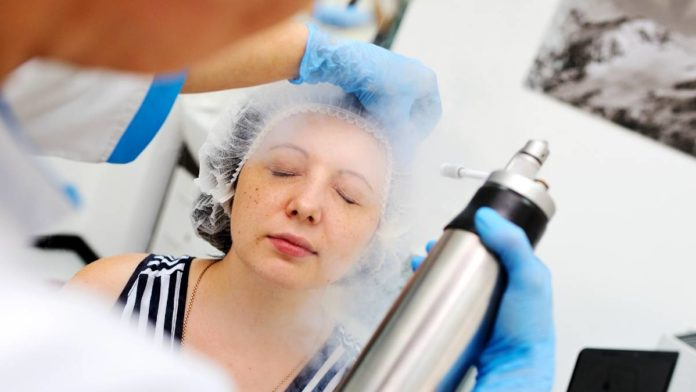 How much does cryotherapy cost main